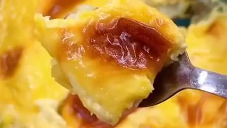 比蛋挞还好吃的布丁做法,方法很简单手残党都能学会,不信你试试!