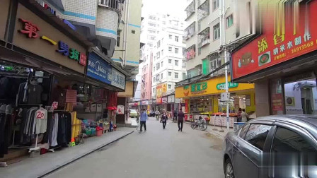 深圳:实拍深圳最大的城中村,很多来深圳打工的第一站就是这里