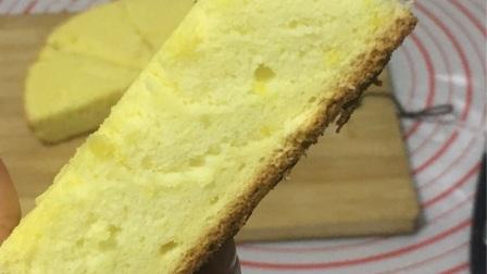 #按视频教学能否做出零失败的电饭锅蛋糕#已测试成功(•͈˽•͈)没有 电动打蛋器也能手动五分钟轻松打发蛋白的蛋糕
