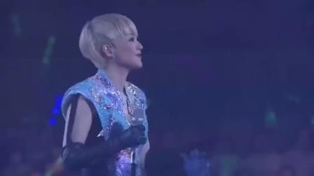 陈慧娴现场演唱《飘雪》, 又见雪飘过, 飘于伤心记忆中