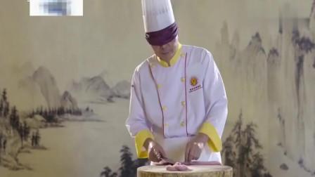 舌尖上中国这刀工可不是为了炫耀, 学厨师一招就得练十年