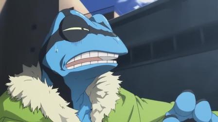 埼玉在狗级怪人面前出了丑,这回火气大了!