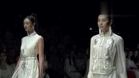 时装秀:美艳无双的汉服,语言无法表达的惊艳
