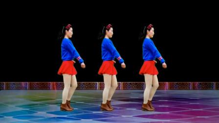 DJ广场舞《闯码头》超励志金曲,动感32步健身又减肥