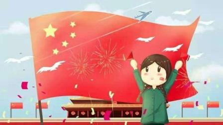 忻州市云中路小学升旗仪式