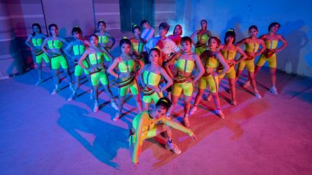857是什么?在线蹦迪来不来【单色舞蹈】 20200107(武汉)江汉路馆27期潘婷流行舞进修班学员作品-程钢