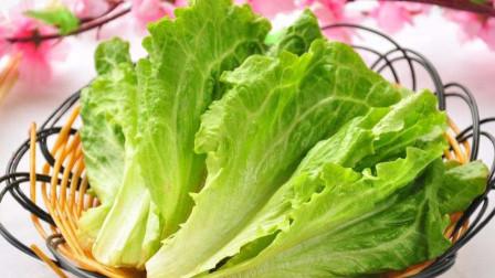 生菜怎么做更好吃?试试川菜师傅的这个做法,原汁原味,脆嫩爽滑