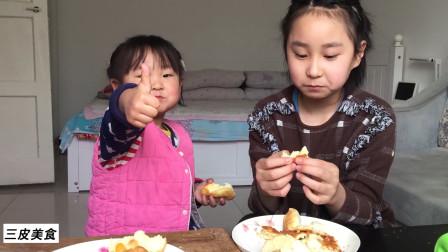 电饭煲蛋糕的做法,全家人一起做更美味,幸福美满