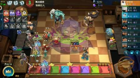 腾讯战歌竞技场:6法师与6东方最强的矛与盾,谁能更胜一筹?