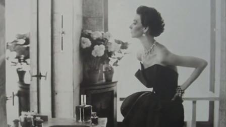 睁眼看世界  50年代法国巴黎的时装 就是这么漂亮