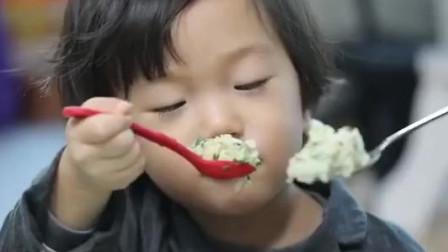 韩综:Gary做意式焗饭,儿子大赞说比妈妈做的还好吃,Gary超开心!