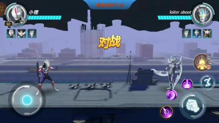 奥特曼格斗超人:八重破坏光线能挡住十个欧布的必杀光线吗