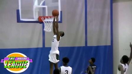 美国的16周岁以下篮球是什么水平?十一二岁的小孩扣篮跟玩儿似的
