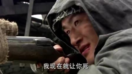 枪神:为了干掉对方狙击手,枪神潜伏废墟数日,灭了敌人整个军团!