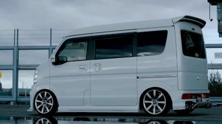 Suzuki出品 铃木小面包车