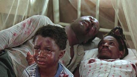 这部末日片让人痛心,整个村落感染致命病毒,差点被导弹灭村