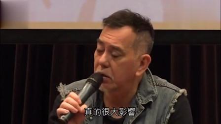 黄秋生:以前那年代才叫香港片 香港片有国际市场因为有影坛大亨