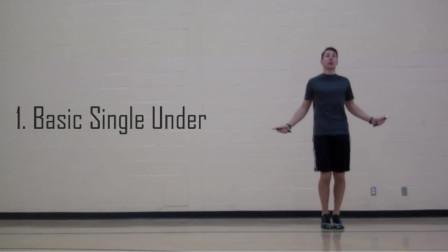 怎么样让跳绳变得更有趣,更能全面的锻炼身体各项素质,五十种跳绳方法(上),绝对值得收藏