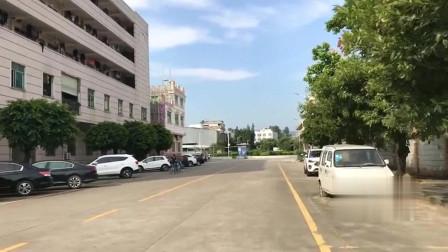 广东东莞:实拍虎门新联高科工业园,这里已经成为了房地产的天下