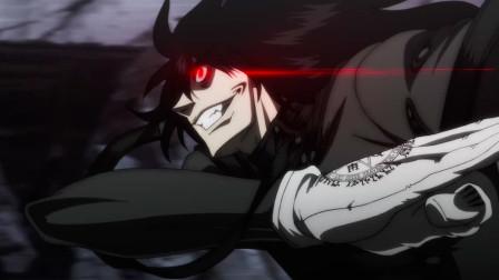 神对决吸血鬼王,本以为掌控全局,结果被打回原形