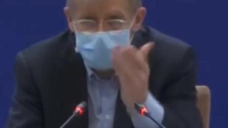 世卫组织专家这样评价中国,翻译小姐姐哽咽了