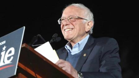 美国总统大选激烈展开,桑德斯有望在内华达州获胜,巩固领先地位