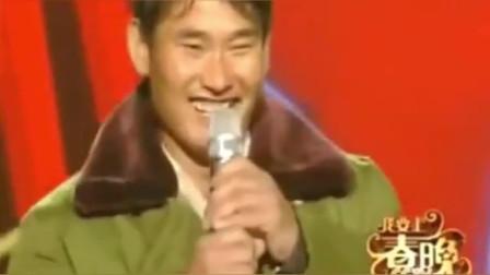大衣哥朱之文我要上春晚,韩红当着刘德华面教朱之文唱歌