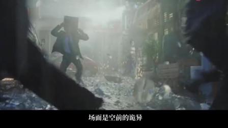 灾难片:龙卷风席卷北半球,地球仿佛掉进了冰箱,瞬间变成冰球!