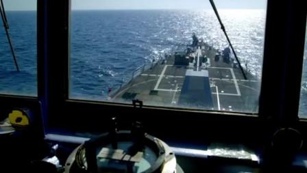 战争:军舰和潜谁更厉害,这才是教科书式的对战!