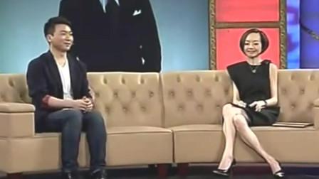 """央视""""段子手""""朱广权如何评价康辉?康辉:我看了很汗颜"""