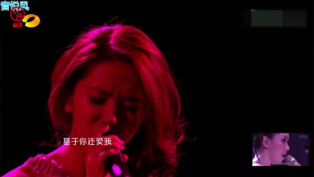 邓紫棋第一次登台演唱《泡沫》,无人认识,从此歌声红遍两岸三地