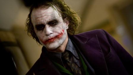《蝙蝠侠-黑暗骑士》不是蝙蝠侠赢了而是小丑不想玩了