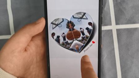 今天才知道,微信这样设置下,可以制作3D立体头像,太漂亮了!