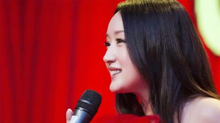 杨钰莹节目录制花絮,谈及爱看书口吐莲花,诠释玉女是怎样炼成的
