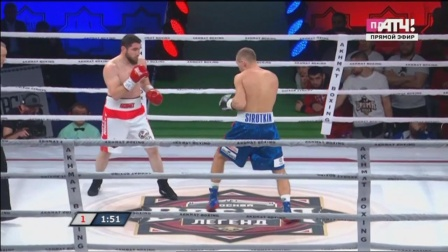 阿普季·乌斯塔尔哈诺夫 vs 安德烈·西罗特金