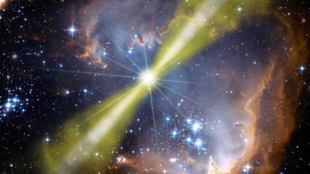 科学家发现神秘光线,能量相当于2颗太阳,或是中子星相撞!