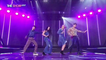 200225  KARD《RED MOON》@ The  Show 舞台