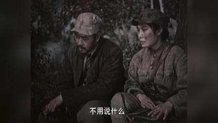 金玉姬:大叔要和玉姬分别,都很感伤,要求玉姬做到顽强坚定!