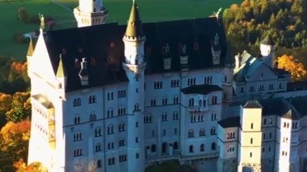 迪斯尼城堡的原型, 德国新天鹅堡, 也被称为童话之堡