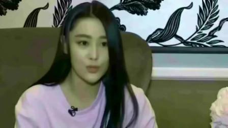 张馨予鼓起勇气站上称 胖了10斤的她感慨:不配当女演员