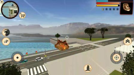 石巨人:熔浆巨人在空中没能量掉下来会变成什么