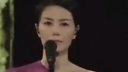 一首《传奇》让王菲再度唱红了自己!中国空灵天籁第一人,太好听