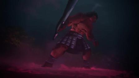 Fate:B勇猛突进,奈何黑Saber实力太强,惨被一剑秒杀!