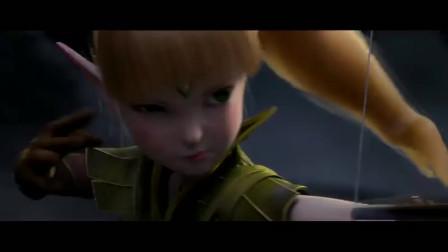 龙之谷游戏前传《龙之谷·破晓奇兵》上映,看看游戏中的场景