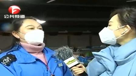 合肥:亳州路菜市场每日营业4小时,登记身份测量体温才可进场