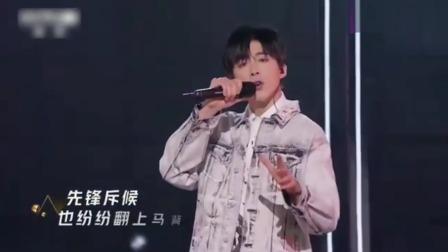 经典咏流传:刘宇宁激情演唱《凉州词》,活力四射,嗨翻现场