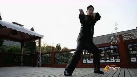 陈小旺师傅展示太极炮锤绝技,隔着屏幕都能感受到无穷的力量