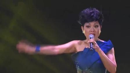 叶丽仪翻唱《沧海一声笑》现场版,原来女声也可以这么霸气豪迈