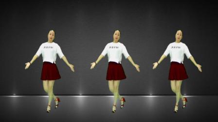 广场舞《匆匆那年的缘》热门舞曲 时尚旋律 创新舞步 百看不厌