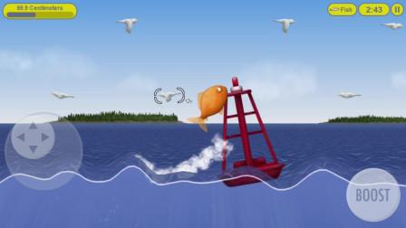 小飞象解说✘食人鱼模拟器 水族馆的小鱼居然成了大海危机!